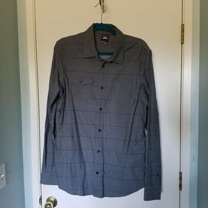 Nike SB button up shirt